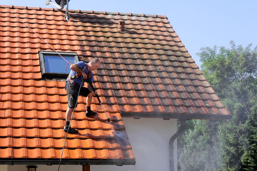 traitement hydrofuge pour la toiture